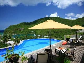 Villa Ashiana - Beautiful villa offers great views, infinity pool & open floor plan - Marigot Bay vacation rentals