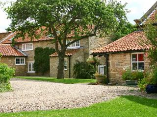 LILAC COTTAGE, family friendly, character holiday cottage, with pool in Ebberston, Ref 3909 - North Yorkshire vacation rentals
