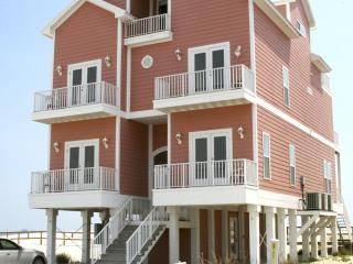Gulf front, 7BR, high-tech, elevator, shared pool - Fort Morgan vacation rentals