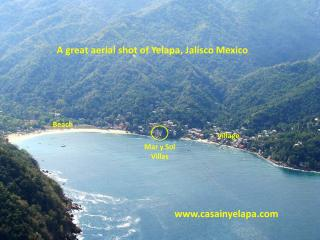 Casa Tonielle at Mar y Sol Villas ... the absolute best location in Yelapa. - Yelapa vacation rentals