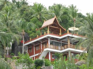 Villa Lomchoy - Spectacular views from home & pool - Chaweng vacation rentals