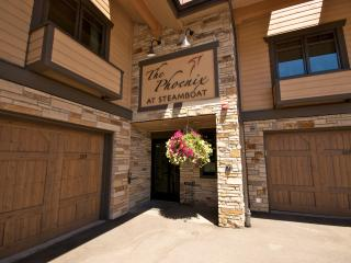 Steps to gondola- Sleeps 11-17,  FREE NIGHT. - Steamboat Springs vacation rentals
