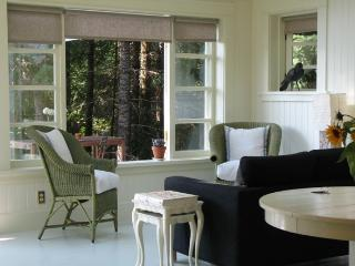 Orchard Suite @ Bloom Salt Spring Organic B&B - Salt Spring Island vacation rentals
