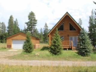BLUE STONE ESCAPE CABIN ~ 3 BEDROOM - Image 1 - Island Park - rentals