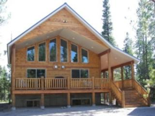 HUCKLEBERRY LODGE ~ 6 BEDROOMS - Image 1 - Island Park - rentals