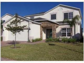 Golf Nearby and Disney  - 5 Bed 4 Bath, High Ceilings - FREE WIFI OP244HB - Davenport vacation rentals