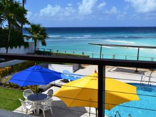 Calypso Ocean Front 2 bed Poolside Duplex - Saint Lawrence Gap vacation rentals