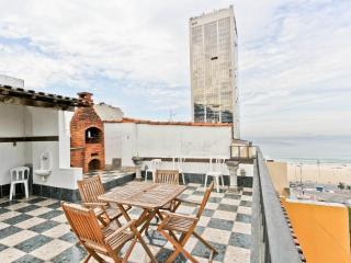 LEME - 2 Bedrooms Penthouse with Ocean view - Rio de Janeiro vacation rentals
