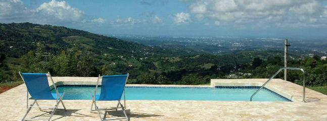 Pool - La Villa at Estancia El Yunque - El Yunque National Forest Area - rentals