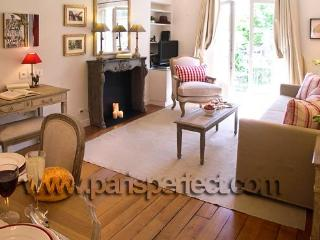 Calvados, Balcony, A/C, Eiffel Views - Ile-de-France (Paris Region) vacation rentals