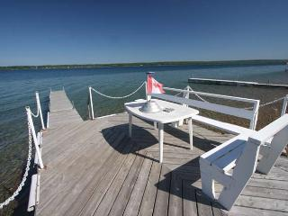 Paradise on the Bay cottage (#624) - Tobermory vacation rentals