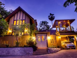 Elegant Villa with Private Pool and Jacuzzi - Surat Thani Province vacation rentals