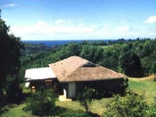 Private Beach House, Great  View,Walk to Beach,DSL - Kilauea vacation rentals