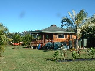 Private Cottage w/ Views,Hot Tub,Kayak, Wifi. - Kilauea vacation rentals