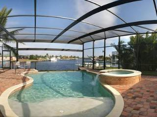 Best view in Cape Coral - sailboat access to Gulf - Cape Coral vacation rentals