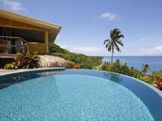 The House of Bamboo with private infinity pool - Savusavu vacation rentals