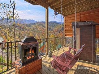 BRAND NEW 1 Bedroom Cabin Loaded with Amenities and Views - Gatlinburg vacation rentals