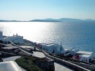 Gracias a la Vida on one acre of land overlooking the sea with secluded pool - Mykonos vacation rentals