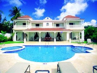 On the Beach  Elegant Fosters House with Pool, Jacuzzi, Gym, Staff - Reeds Bay vacation rentals