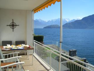 A True Lakefront Property Surrounded by Gardens - Cremia vacation rentals