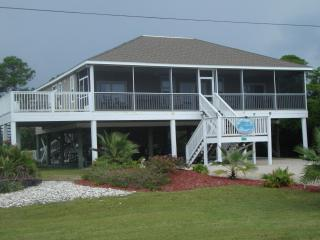 Discounts for Military, police, fire  FREE POOL HEAT -GOLF CART - Saint George Island vacation rentals