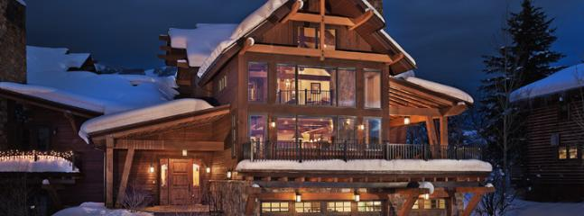 Sun Ridge Lodge - warm and inviting... - Sun Ridge Lodge - Spectacular & Fully Loaded! - Steamboat Springs - rentals