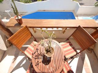 CASA DEL SOL B2 sunny, bright condo with pool view - Playa del Carmen vacation rentals