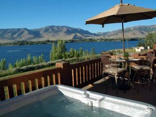 Lakefront Condo with Private Hot Tub - Huntsville vacation rentals