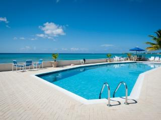 2 Bedroom 2 Bathroom Ocean Front Condo #18 - Seven Mile Beach vacation rentals
