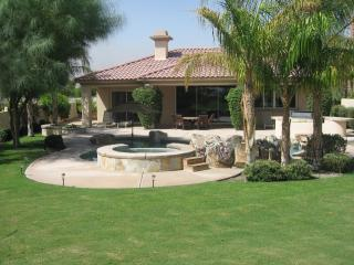 Private PGA West Golf Home on Weiskopf 8th Green! - California Desert vacation rentals