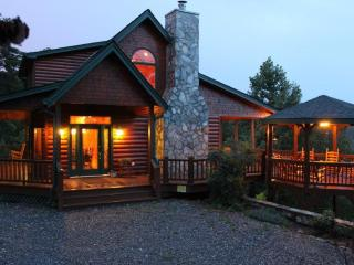 Stunning Views, 3 King Suites, Relax in Luxury - North Georgia Mountains vacation rentals