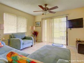 Ocean Village N12, Ground Floor Unit, Screen Lanai, 2 pools - Saint Augustine vacation rentals