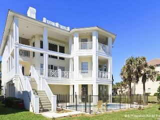 Casa La Duna Beach Mansion, 6 Bedrooms, Elevator, New Pool, HDTV - Florida Central Atlantic Coast vacation rentals