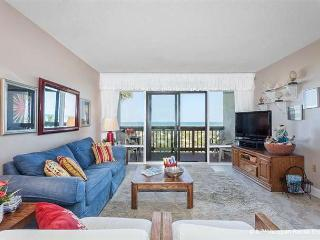 Island House A 209 Beach Front Rental, HDTV, Pool, Wifi, Beach - Saint Augustine vacation rentals