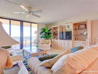 Barefoot Trace 414, 4th floor, luxury condo, hdtv, elevator pool - Saint Augustine vacation rentals