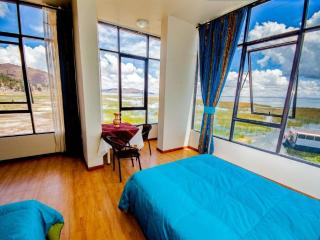 Amazing views to the Tititcaca Lake - Puno - Peru - Puno vacation rentals