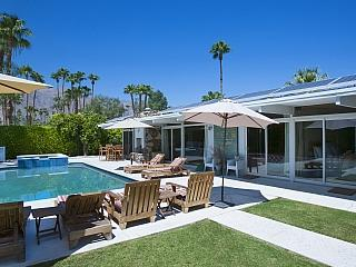 The Tony Curtis Estate - Image 1 - Palm Springs - rentals