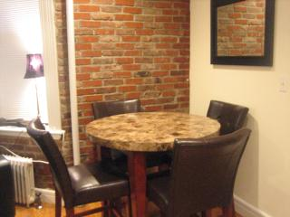 new Italian style 2 bedroom furnished rental - New York City vacation rentals