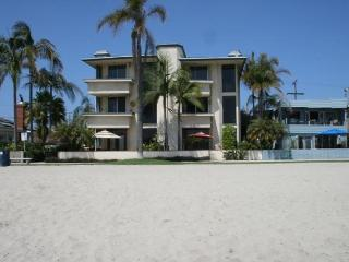 Bayside Waterfront Condo -Great Location! - Mission Beach vacation rentals