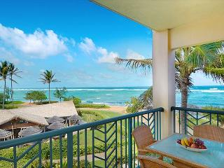 OCEAN Bliss** H302 is ONE of THE BEST BEACH & OCEAN View SA $299/nt - Kapaa vacation rentals