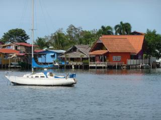 OVER THE WATER RENTALS - footsteps from the beach - Panama vacation rentals