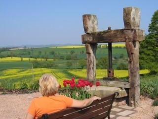 enjoying the view - The Cider Mill - Ross-on-Wye - rentals