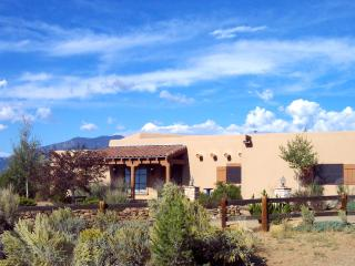 Elegant Southwestern with incredible views - Taos vacation rentals