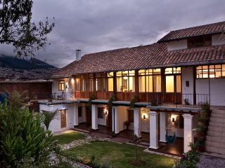 Peaceful Suites with Garden in Historical  Quito - Quito vacation rentals