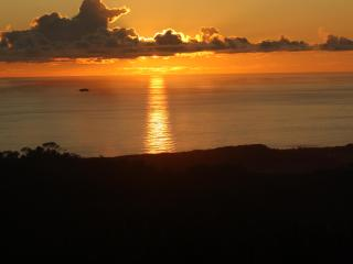 Panoramic Ocean view, Pool, 10 min drive to beach - Dominical vacation rentals