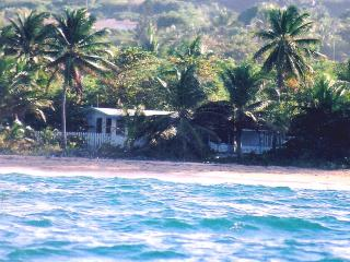 La Casita del Amor Secluded 1 BR beachfront - Vieques vacation rentals