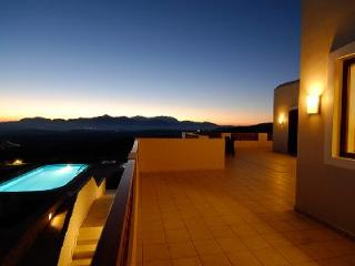 Spacious Villa Selena- surrounded by vineyards & mountains, great for groups - Crete vacation rentals