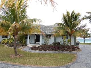 Oceanfront Home with Truck & 14' Boat included !! - Grand Bahama vacation rentals