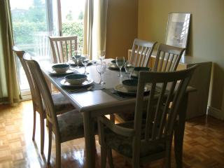HUGE 3BR/2BA DUPLEX NEAR MTL+WOOD FIREPLACE UPto10 - Quebec vacation rentals