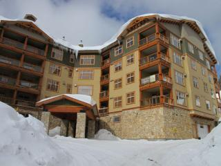 Charming 1 Bedroom-2 Bathroom Condo in Big White (#4-406 7700 Porcupine Road ASPEN406) - Big White vacation rentals